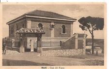 MELFI  -  Casa del Fascio..............Mussolini, Duce, Fascismo.