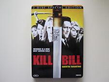 KILL BILL - 2 DISC SPECIAL EDITION - DVD - STEELBOX