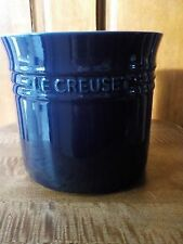 Le Creuset AUBERGINE Large Utensil Crock 2.75 Quart - New!
