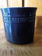 Le Creuset AUBERGINE Large Utensil Crock 2.75 Quart - New!