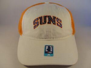 Phoenix Suns NBA Womens Adidas Strapback Hat Cap