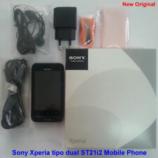 Sony Xperia Tipo ST21i mobile phone Dual Sim, WiFi 3G 3.15MP,100% Genuine New