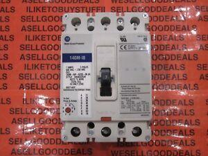 Allen Bradley 140M-I8P-B70S-M Circuit Breaker 7A 140MI8PB70SM Qty 1 New