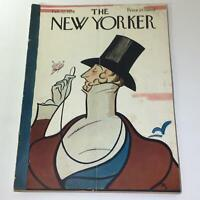 The New Yorker: February 22 1958 Full Magazine/Theme Cover Rea Irving