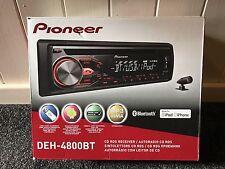 Pioneer DEH-480BTt Auto Cd Radio