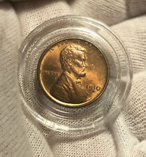 1910-S LINCOLN WHEAT CENT - BU Condition.