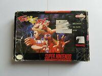 Fatal Fury - Super Nintendo SNES Game [NTSC USA] CIB