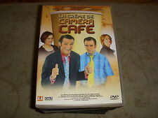 DVD CAMERA CAFE LA CREME de CAMERA CAFE 2001 90mn avec BONUS