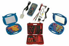 Hybrid EV Electric Vehicle Safety Workshop Tools Pack Sockets Pliers Testers