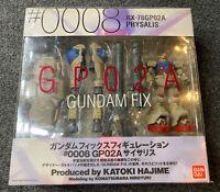 GUNDAM FIX FIGURATION # 0008 RX-78 GP02A Physalis