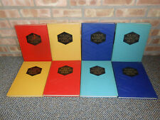 8 X Young America's Music (8 Vol. Set) 1939 Books HB / COMPLETE SET