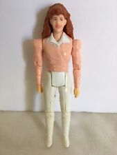 "Doctor Who Mel in pink 3 3/4"" vintage action figure 1987"