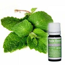 Mint Peppermint BIO Essential oil pure and natural warranty 100% HECT