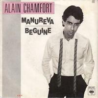 "Alain Chamfort 7"" Manureva - France"