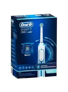 BRAUN ORAL B SMART7 7000 WITH BLUETOOTH ELECTRIC TOOTHBRUSH
