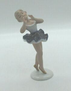 Dresdan German Ballerina Figurine 1900 - 1940