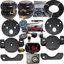 ChassisTech Tow Kit chevy gmc 25/35HD 2001-2010 Compressor and push button xzx
