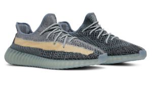 Adidas Yeezy Boost 350 V2 Ash Blue GY7657- SIZE 11 M- FREE SHIPPING
