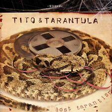 TITO & TARANTULA - LOST TARANTISM (180G/GATEFOLD+CD+POSTER)  VINYL LP + CD NEW+