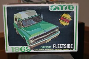 Mint 1969 Chevy Pickup by AMT