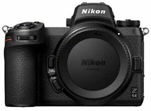 Nikon Z6II Mirrorless Camera Body, Open box - Ends Today!