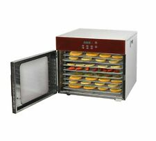 8 layers commercial food drying machine, dried fruit machine, food dehydrator