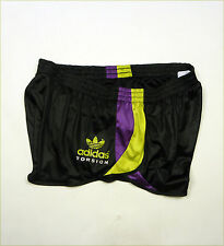 Vintage Adidas Torsion shiny Sprinter Shorts glanz sporthose Yugoslavia