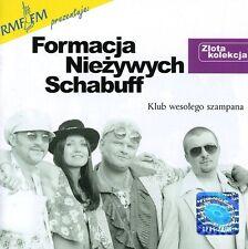 Formacja Niezywych Schabuff - Zlota Kolekcja [New CD]