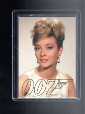 James Bond 50th. Anniversary Series 2 Gold Gallery GG20 card