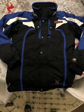 b1fe87742b4a Spyder Ski Jacket Multi-Color Outerwear (Sizes 4   Up) for Boys