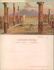 POMPEI - CASA DI MARCO OLCONIO     - (rif.fg.11734)