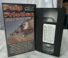 PULP FRICTION Part Two VHS
