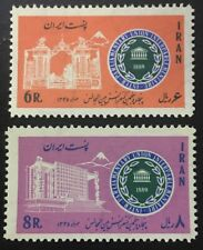 Middle East,worldwide,p,1966 MNH ** Inter- Parliamentary Conference,shah,pars