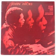 JOHN HICKS: Some Other Time RARE Free Jazz THERESA Vinyl LP Rare