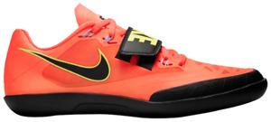 Nike Zoom SD 4 Men's Shot Put Discus Throwing Shoes Bright Mango #685134-800