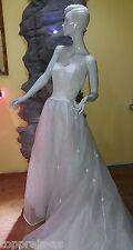 Vestido de Novia Baile 36 38 Disfraz Carnaval Princesa Nuevo