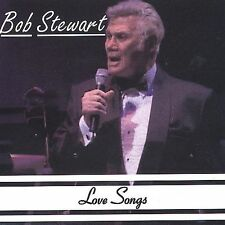 Love Songs by Bob Stewart (Singer) (CD, VWC Productions)