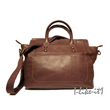 Timberland Tasche M3365 CLAREMONT Earthkeepers™ SQUARE HANDBAG Leder Cocoa