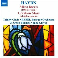Haydn: Masses Vol 7: Missa Brevis; Creation Mass, New Music