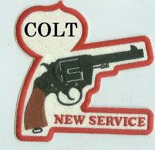 COLT 1917 NEW SERVICE 45 DIE CUT LARGE ABOUT 4.5 INCH FREE SHIPPING IN USA