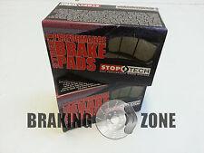 BZ011 Stoptech 309 Performance Street Pads Evo 8/9, STI (FRONT & REAR Combo)
