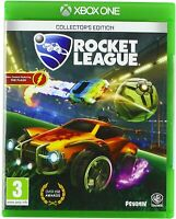 Rocket League Collector's Edition Xbox One Game includes DLC - UK PAL - VGC