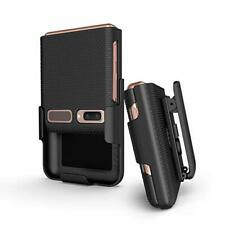 BELTRON Case with Clip for Galaxy Z Flip Z Flip 5G Snap-On Protective Cover w...