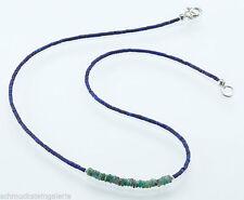 Natürliche Echte Edelstein-halsketten mit Lapis Lazuli