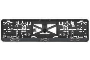 Ford 2xECHTE 3D-Effekt Kennzeichenhalter,