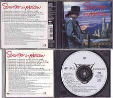 Michael Jackson STRANGER IN MOSCOW CD Maxi Single Remixes Collector JAPAN 1996