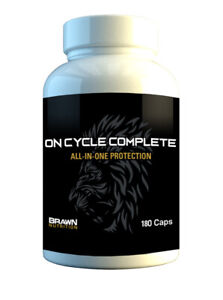 Brawn On Cycle Complete (60 Servings)