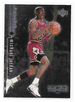 1998-99 Upper Deck Black Diamond Michael Jordan Base Card #6