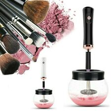 Electric Make up Brush Cleaner Dryer Set Machine Cosmetic Auto Clean Quick Dry.