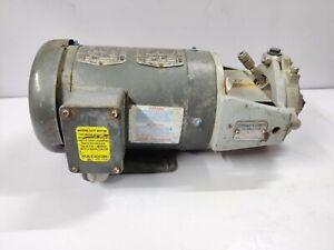 Baldor Electric 35U411-0081G1 Washdown Duty Motor - USED